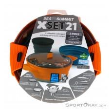 Sea to Summit XSet 21 Kochtopfset-Mehrfarbig-One Size