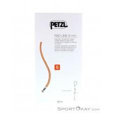 Petzl Rad Line 6mm/30m Reepschnur-Orange-6