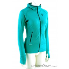 Scott Defined Polar Damen Tourensweater-Blau-S