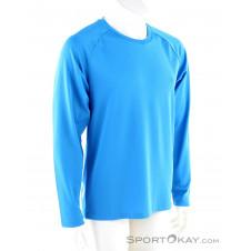 POC Essential DH LS Jersey Herren Bikeshirt-Blau-S