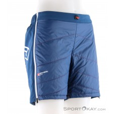 Ortovox Lavarella Shorts Damen Tourenshorts-Blau-S