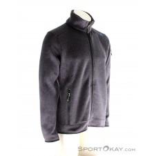 CMP Strickfleece Herren Sweater-Blau-46