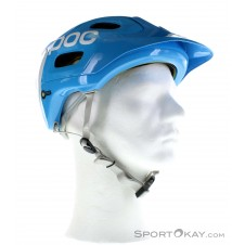 POC Trabec Race MIPS Bikehelm-Blau-M/L
