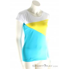 Martini Glory Damen T-Shirt-Weiss-XS