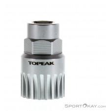 Topeak Cartridge Bottom Bracket Tool Werkzeug-Grau-One Size