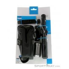 PRO Combipack Satteltasche mit Werkzeug -Schwarz-One Size