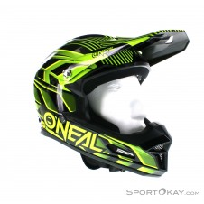 Oneal Fury RL MIPS Downhill Helm-Gelb-S
