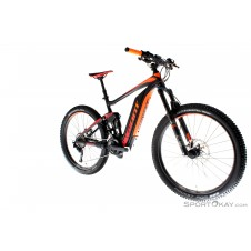 Giant Full-E+ 1 LTD 2017 E-Bike All Mountainbike-Schwarz-M