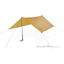 MSR Thru-Hiker 100 Wing Zelt-Orange-One Size