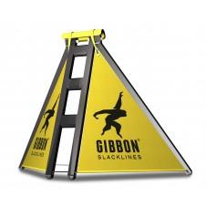 Gibbon Slackframe Slackline Zubehör-Schwarz-One Size
