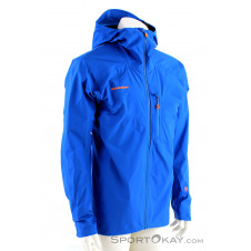 Mammut Nordwand Light HS Hooded Herren Outdoorjacke-Blau-S