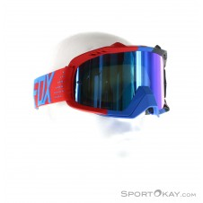 Fox Air Defence Libra Downhillbrille-Blau-One Size