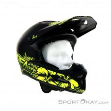 Oneal Fury RL Maui Downhill Helm-Schwarz-M