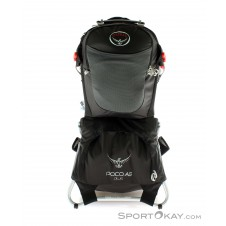 Osprey Poco AG + Kindertrage-Schwarz-One Size