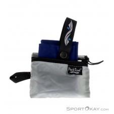 Packtowl Ultra Lite Face Mikrofaserhandtuch-Blau-One Size