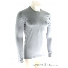 Haglöfs Ridge LS Herren T-Shirt-Grau-M