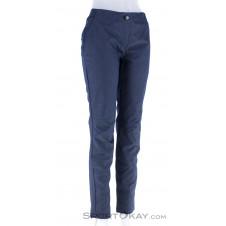 Salomon Wayfarer Tapered Denim Damen Outdoorhose-Blau-34
