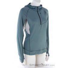 Black Diamond Alpenglow Pro Damen Sweater-Blau-S