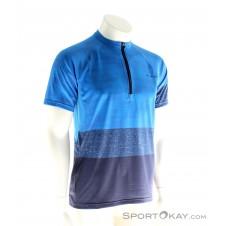Vaude Ligure Shirt Herren Bikeshirt-Blau-S