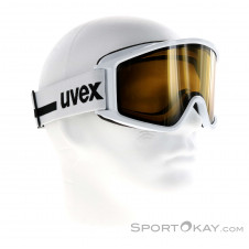 Uvex g.gl 3000 Top Skibrille-Weiss-One Size