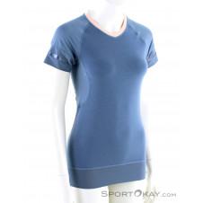 Kari Traa Sigrun Tee Damen T-Shirt-Blau-S