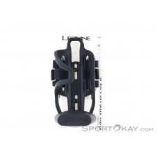 Lezyne Flow Storage Loaded Flaschenhalter Adapter-Schwarz-One Size