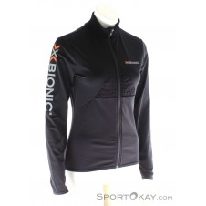 X-Bionic Cross Country Beaver Performed Damen Skisweater-Schwarz-M