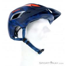 Scott Stego Bikehelm-Blau-S