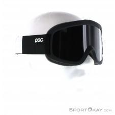 POC Iris X All Black Jeremy Jones Skibrille-Schwarz-M
