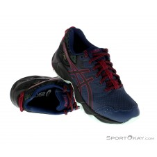 Asics Gel Sonoma 3 Damen Traillaufschuhe Gore-Tex-Mehrfarbig-6