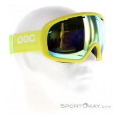 POC Fovea Skibrille-Gelb-One Size
