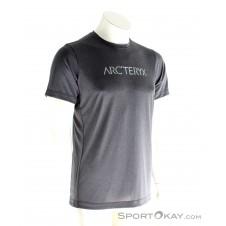 Arcteryx Centre Shirt Herren T-Shirt-Schwarz-M