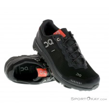 On Cloudventure Waterproof Herren Traillaufschuhe-Schwarz-8