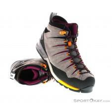 Dolomite Crodarossa Mid GTX Damen Trekkingschuhe Gore-Tex-Grau-4