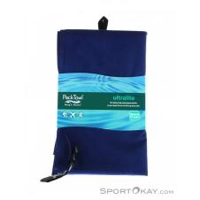 Packtowl Ultra Lite Beach Mikrofaserhandtuch-Blau-One Size