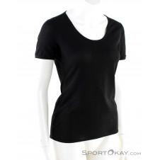 Löffler Shirt Transtex Light Damen T-Shirt-Schwarz-36