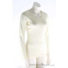 Arcteryx Lana Comp LS Damen Shirt-Weiss-XS