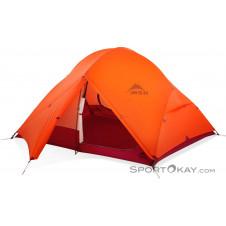 MSR Access 3-Personen Zelt-Orange-One Size