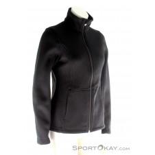 Spyder Women's Endure FZ Mid WT Stryke Damen Skisweater-Schwarz-M