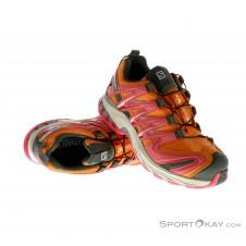 Salomon XA Pro 3D GTX Damen Traillaufschuhe Gore-Tex-Orange-4