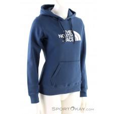 The North Face W Drew Peak Pull HD Damen Sweater-Blau-S