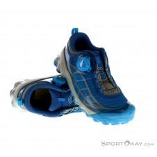 La Sportiva Flash Kinder Laufschuhe-Blau-34