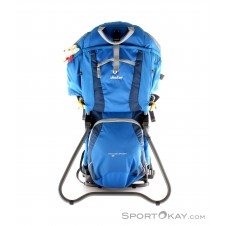 Deuter Kid Comfort II Kindertrage-Blau-One Size