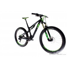 Scott Genius 710 Plus 2016 All Mountainbike-Schwarz-M