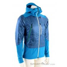 Ortovox Swisswool Piz Palü Jacket Herren Tourenjacke-Blau-S
