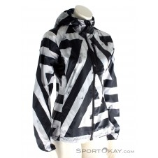 adidas Agravic Wind Terrex Jacket Damen Outdoorjacke-Weiss-XS