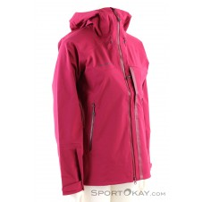 Mammut Massao HS Hooded Jacket Damen Outdoorjacke-Lila-S
