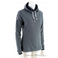 Chillaz Juna Patch Damen Outdoorsweater-Schwarz-36