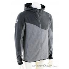 Chillaz Mounty Jacket Herren Sweater-Grau-M