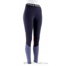 Mons Royale Olympus 3.0 Legging Damen Funktionshose-Blau-S